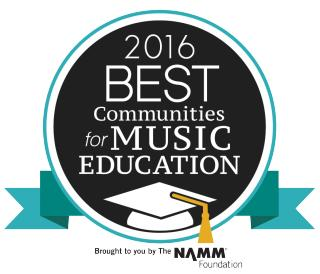 Belmont named a 'Best Community for Music Education' once again