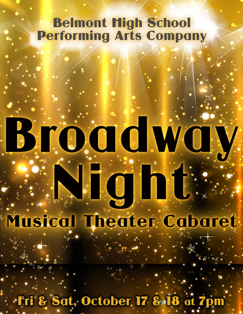 Broadway Night 2014