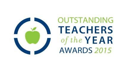 Outstanding Teachers of the Year Awards 2015