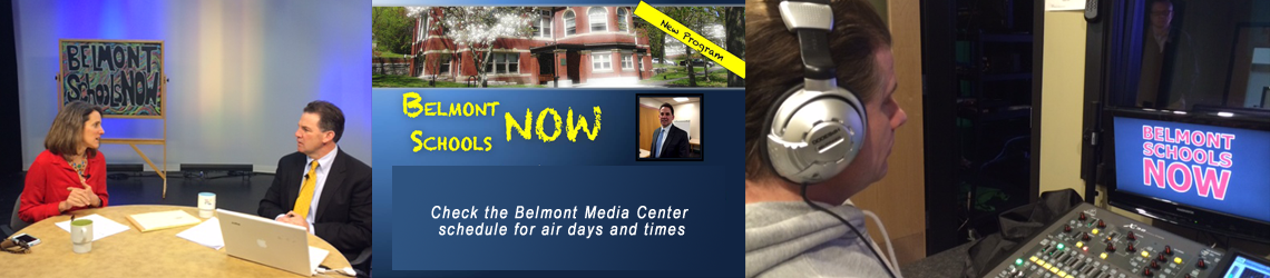 Belmont School News Comes Right to Your Home