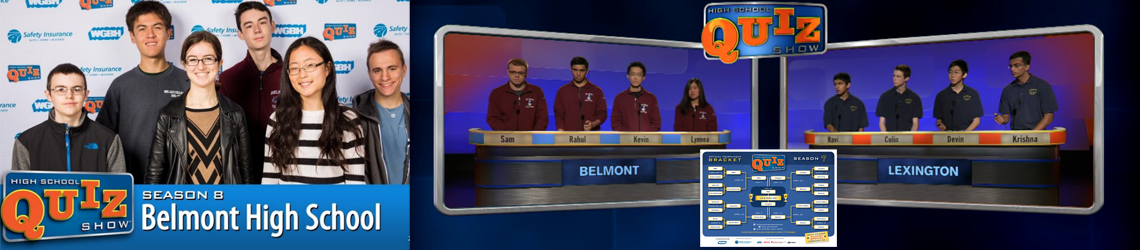 WGBH's High School Quiz Show Season 8!