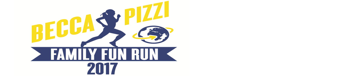 Second Annual Becca Pizzi Family Fun Run