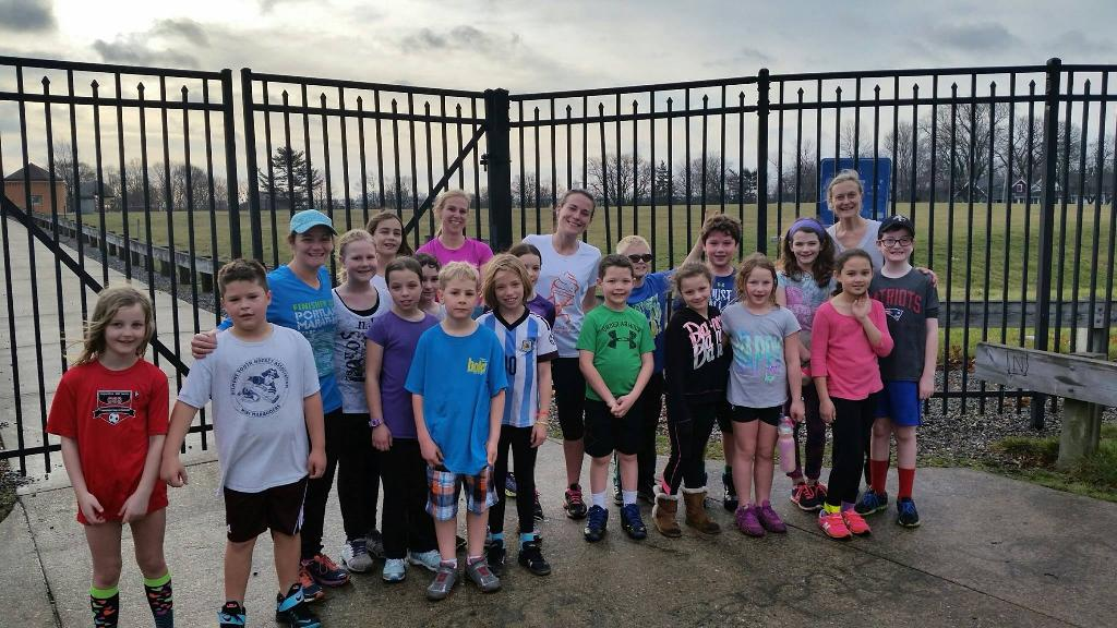 Belmont Youth Running Club