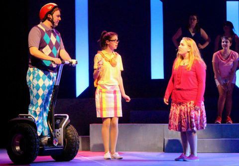 BHS Production of Legally Blonde received 5 nominations