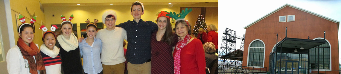 Senior Citizens Holiday Luncheon