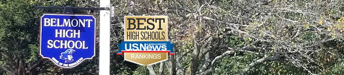 BHS Named #7 in Massachusetts