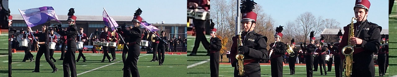 The Marauder Marching Band