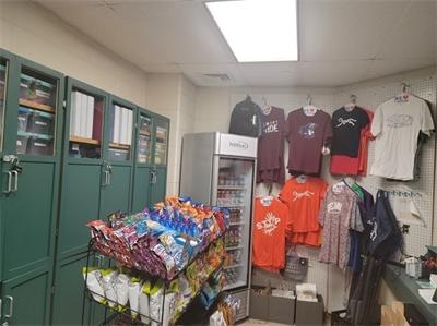Inside CMS Store