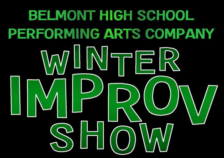 Belmont High School Performing Arts Company - Improv Show > Belmont