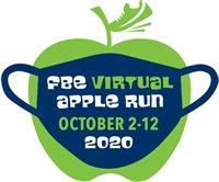 Register for the FBE Virtual Apple Run - it's Starts in Just 2 Weeks Time!