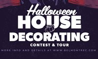 Halloween House Decorating Contest and Tour
