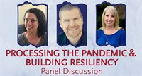 Better Through Books: Processing the Pandemic and Building Resiliency Panel Discussion