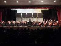BHS Orchestra in concert with Guest Conductor Nathaniel Meyer