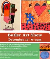 Butler Family Art Show