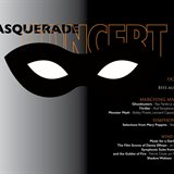 Masquerade Concert - Wednesday, October 23