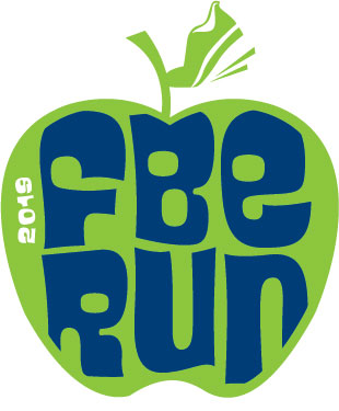 FBE Apple Run 2019 Logo