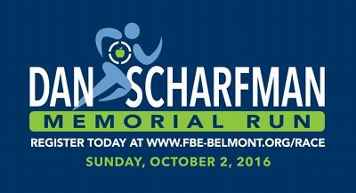 Dan Scharfman memorial Run 2016
