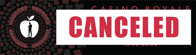 FBE Annual Fundraiser Casino Royale Fundraiser CANCELED