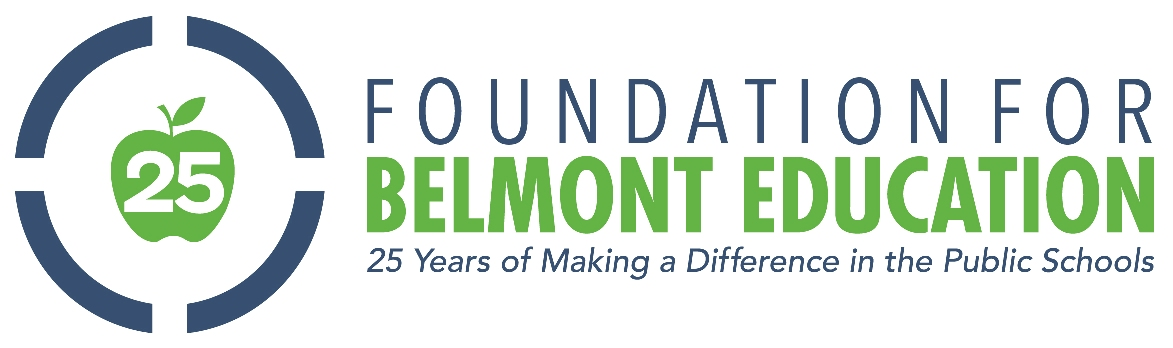 FBE 25 years of Making Difference Logo