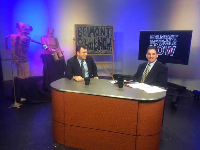 BELMONT SCHOOLS NOW WITH GUEST ARTO ASADOORIAN