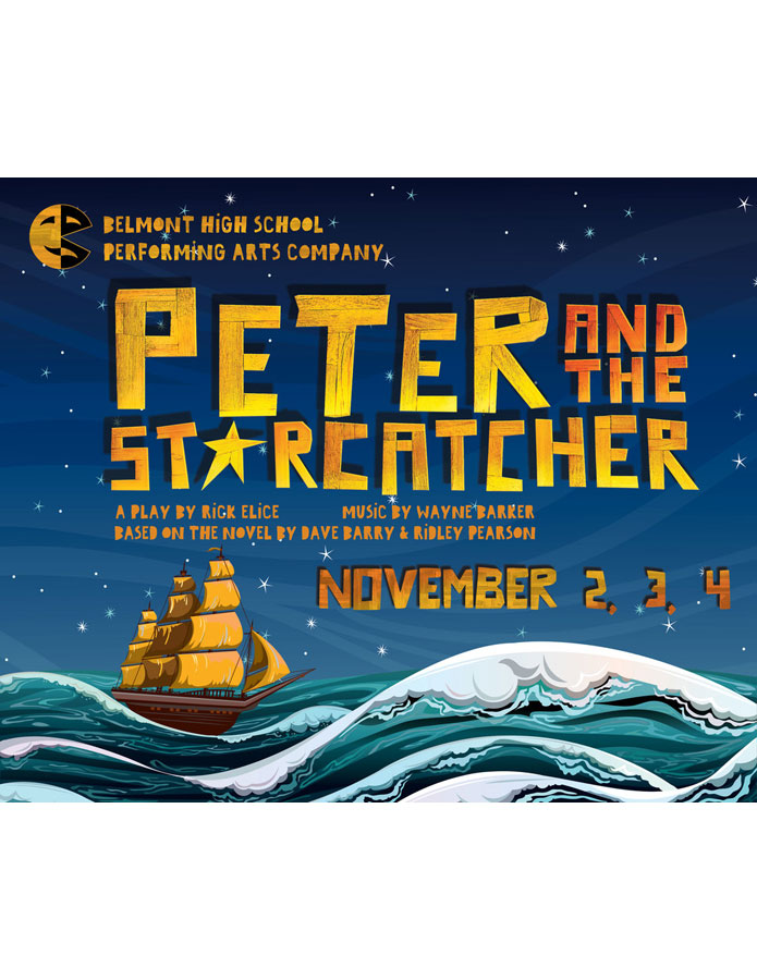 Peter Starcatcher