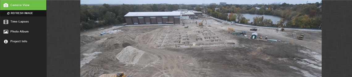Bird's Eye View of the Construction