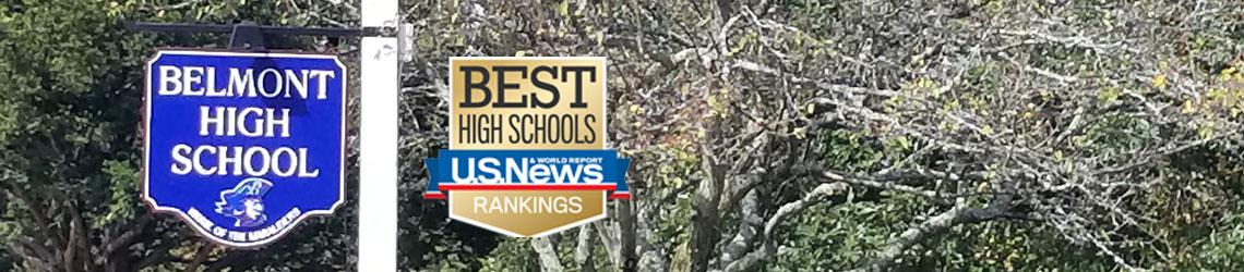 BHS Named #11 in Massachusetts