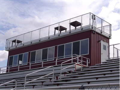 2016 press box planned