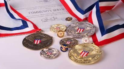 Presidents 2019 Volunteer Service Awards