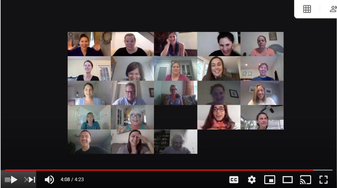 Burbank Faculty's Goodbye Video
