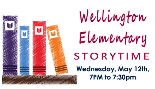 Wellington Story Time Event