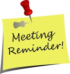 Join Us For The PTO Kickoff Meeting - Sept 27